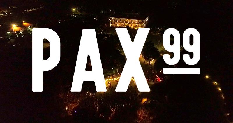 PAX 99 tickets festival LA ISLA 2068